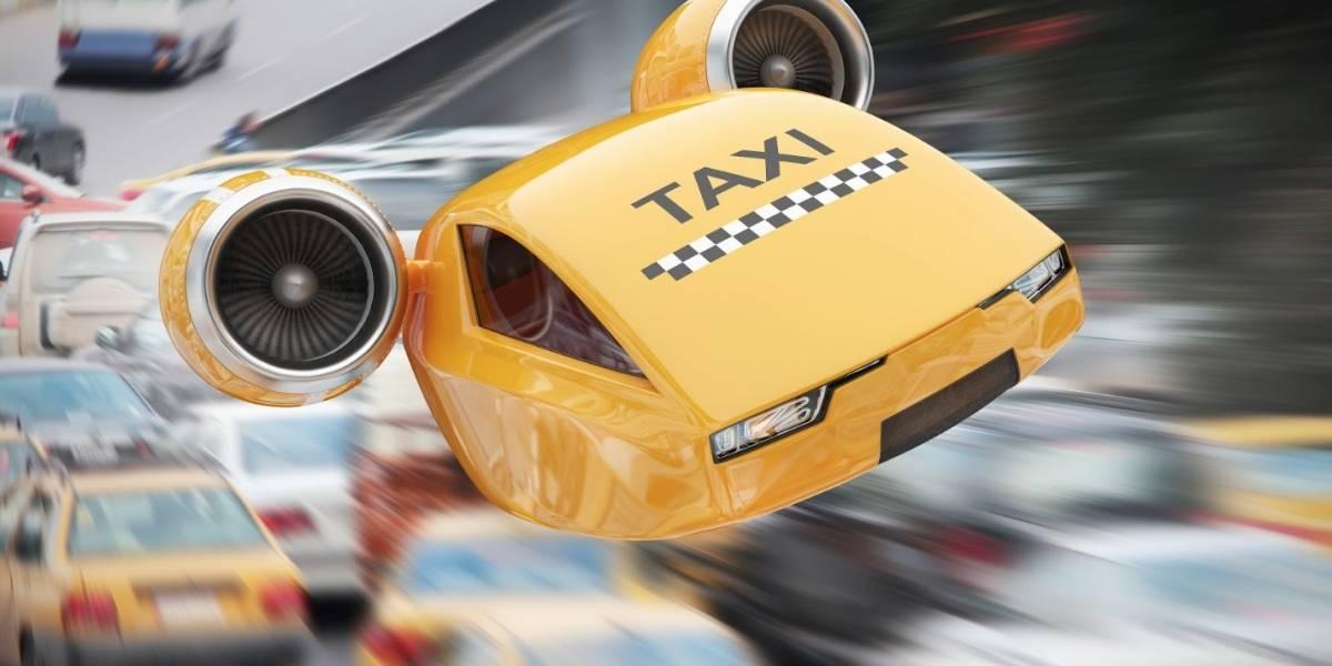 ¿Podrían los taxis voladores llenar pronto los cielos?