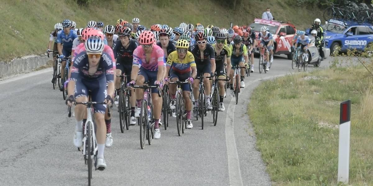 Etapa 5 Tirreno Adriático | EN VIVO ONLINE GRATIS Link y dónde ver en TV etapa 5 de la Tirreno: etapas, canal, perfil, horario y colombianos