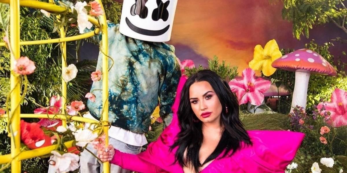 OK Not to Be OK: Demi Lovato lança clipe com campanha anti-suicídio