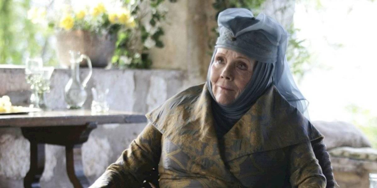 """Fallece a los 82 años Diana Rigg, actriz de """"Game of Thrones"""" y la serie """"Los Vengadores"""""""