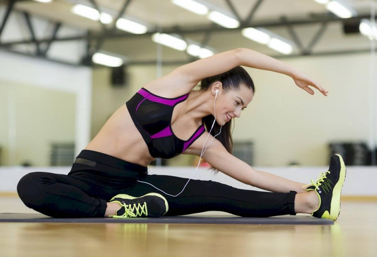 Hacer ejercicios nos ayuda a acelerar el metabolismo