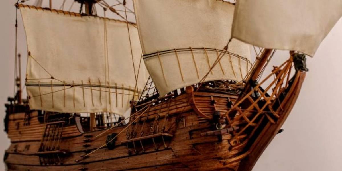 Encontraron intacto un barco hundido de hace 400 años: sería parte del imperio holandés
