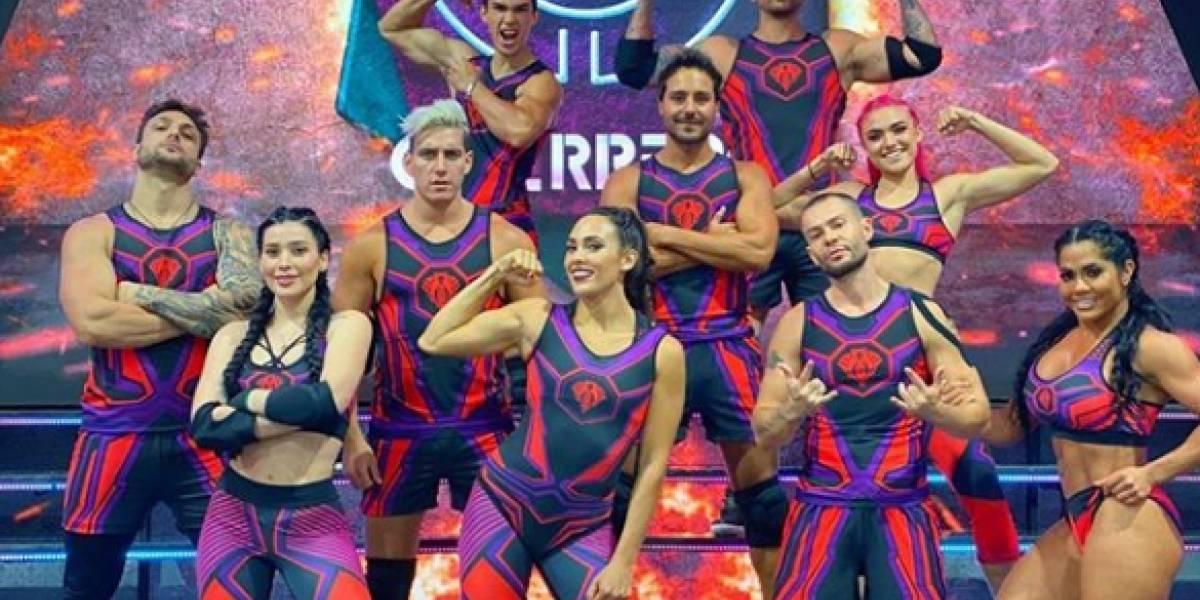 Guerreros 2020: Esta competidora generó pánico durante el programa porque se quedó sin oxígeno