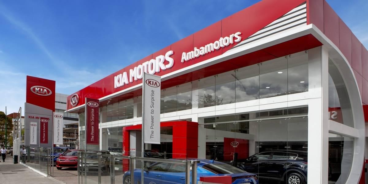 Kia Motors inaugura nuevo concesionario en Ambato