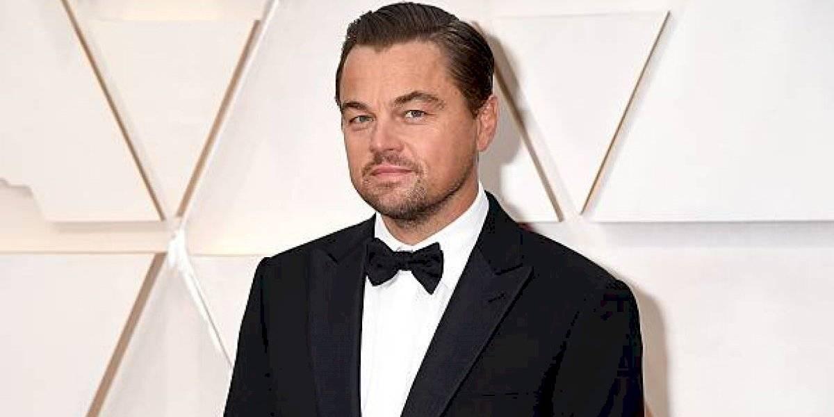 Leonardo DiCaprio reacciona a los voraces incendios en California