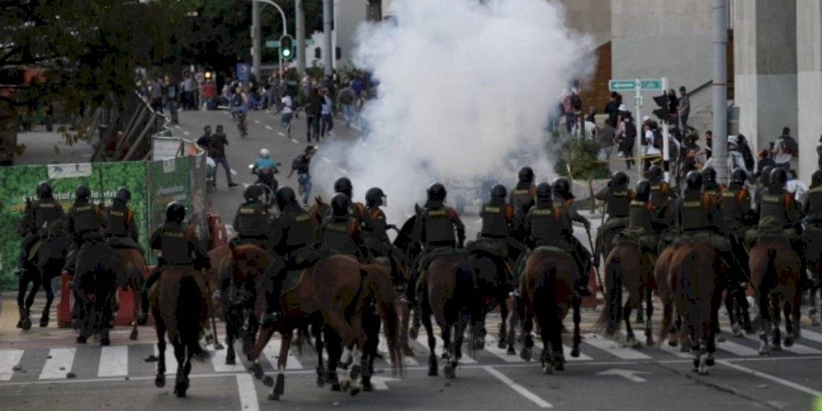 ¡Buena noticia! Quintero anunció que no volverán a utilizar caballos para controlar las protestas
