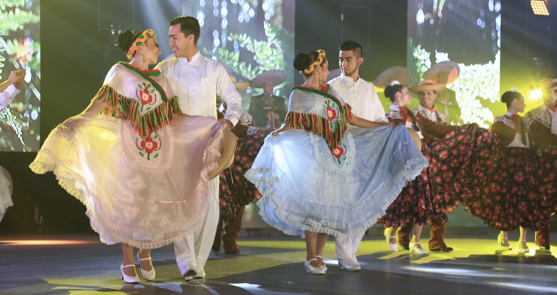 Disfruta de la grandeza de nuestro folclore en streaming y grita ¡Viva México!