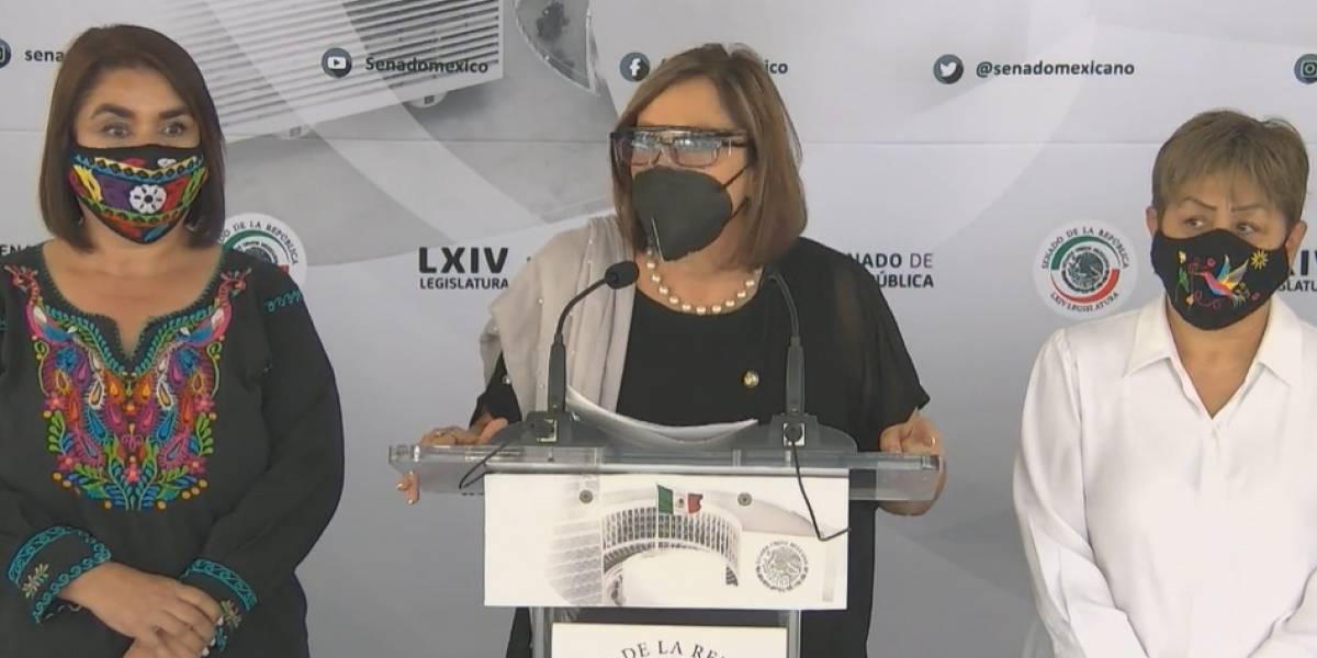 PAN critica respuesta de CNDH ante Senado; Morena la defiende