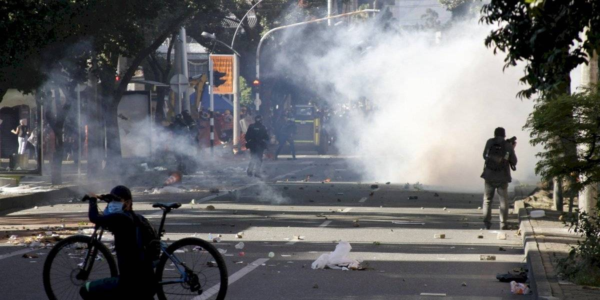 Esmad no podrá usar gases lacrimógenos y otros agentes químicos en protestas durante la pandemia