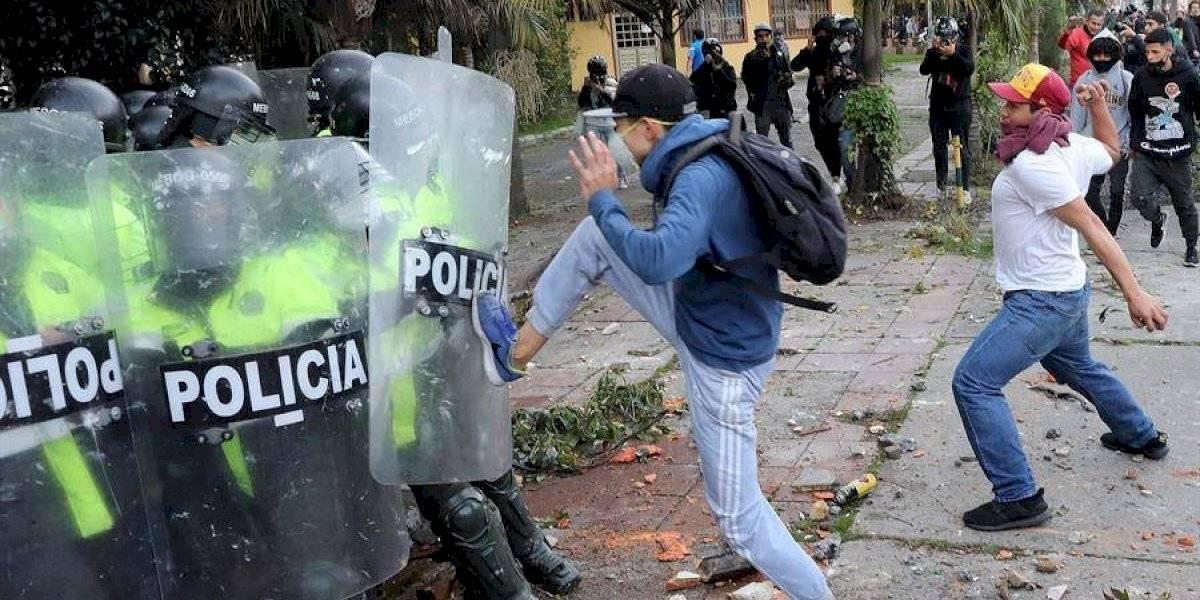 El antes y el después de las protestas en Colombia tras muerte de abogado