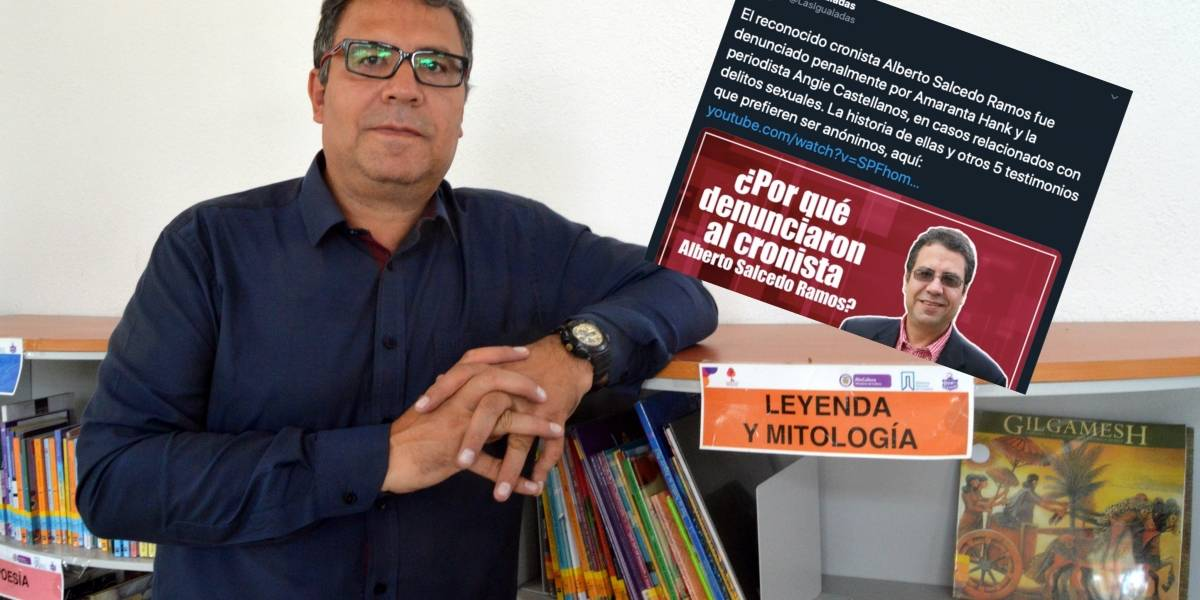 Varias mujeres revelaron mensajes de Alberto Salcedo Ramos que demuestran su modus operandi