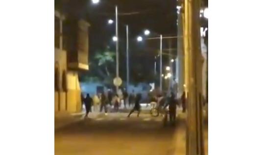 Vándalos saquearon la Alcaldía de Cajicá y atacaron el Centro Cultural