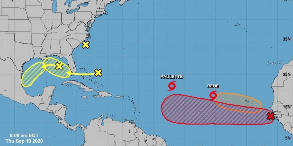 Nueva onda tropical podría convertirse en depresión este fin de semana