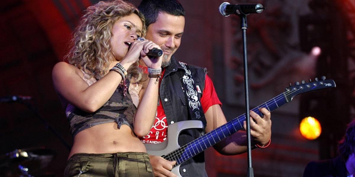 ¡Nunca antes visto! Filtran videos de coqueteo entre Shakira y Alejandro Sanz