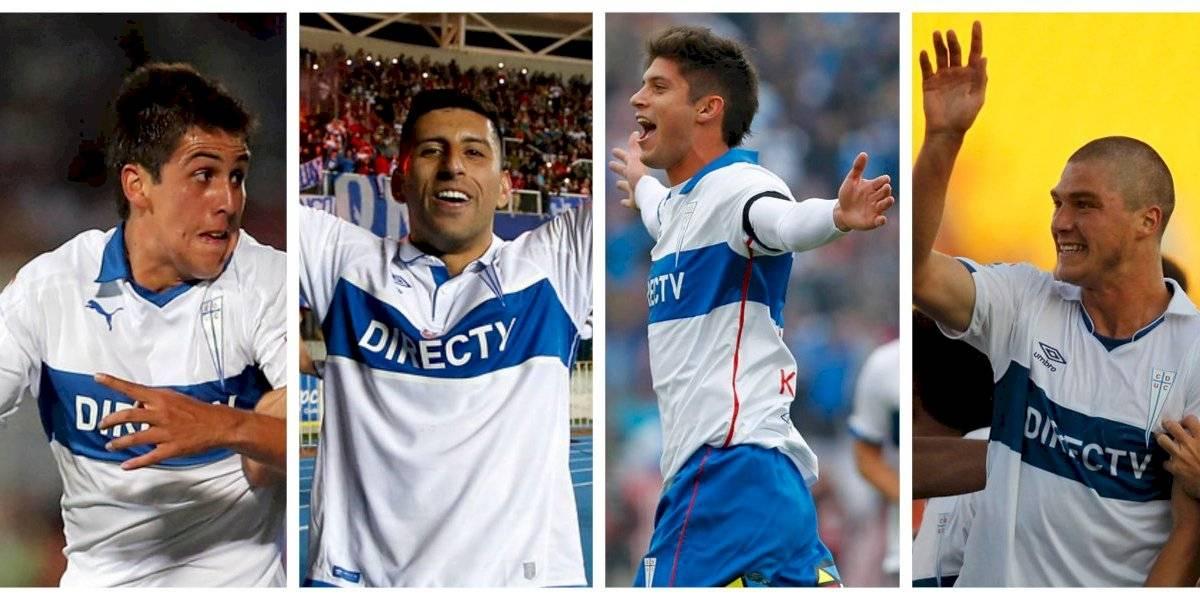 """La UC es la única que """"defiende"""" al fútbol chileno en Europa"""