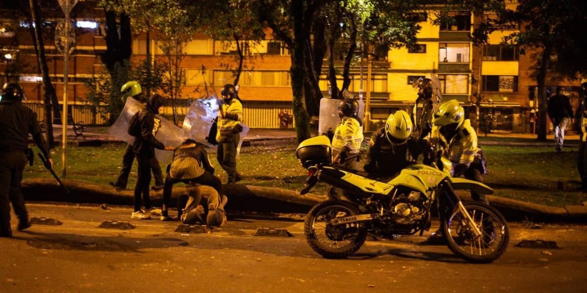 La desbordante cifra de bogotanos que no confían en la Policía