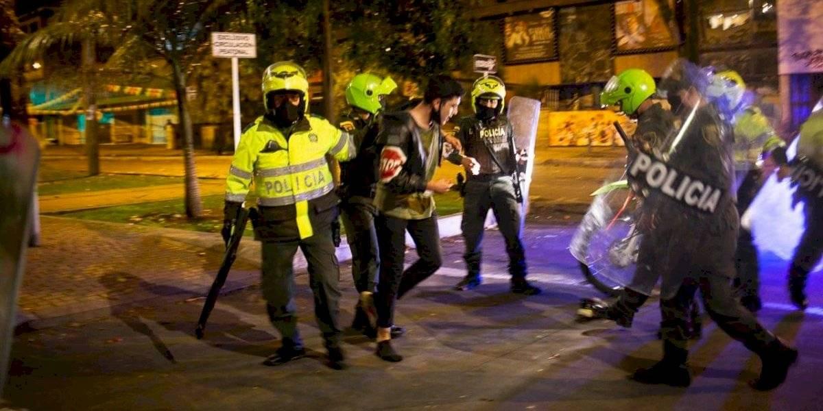 """""""Quienes acompañen las marchas no podrán llevar armas"""": director de la Policía Nacional"""