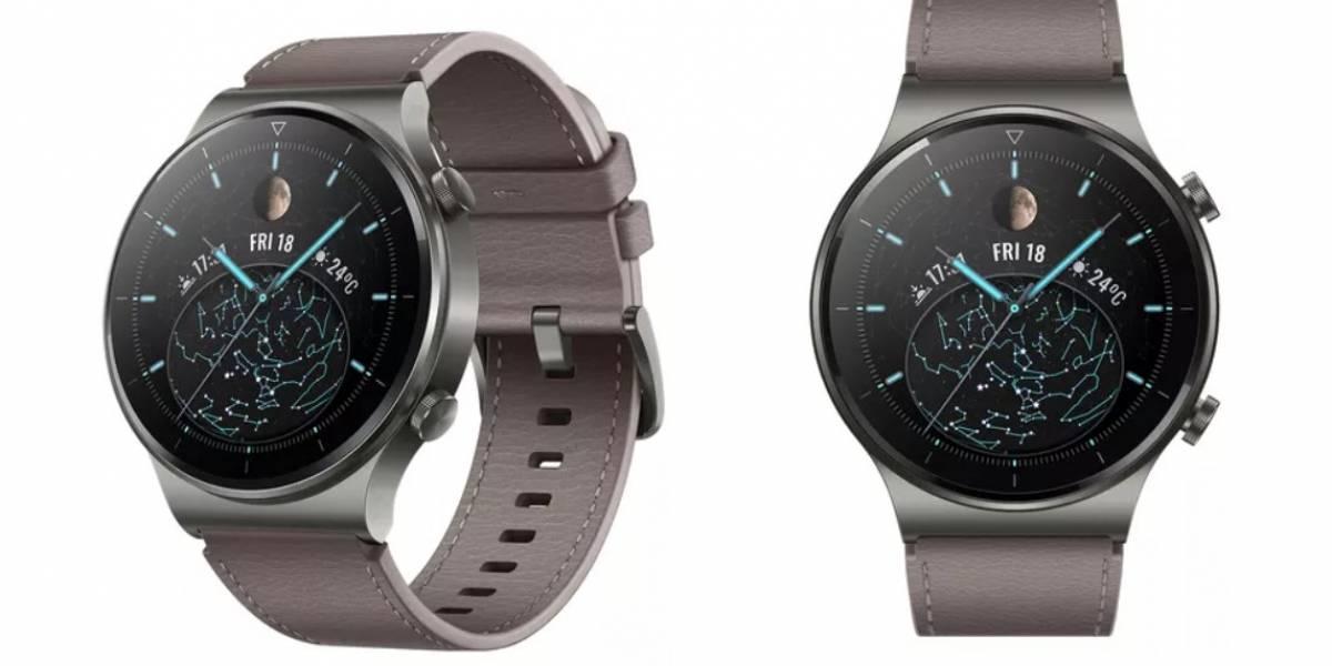 Anuncian el Huawei Watch GT 2 Pro y es el reloj inteligente más avanzado de la marca hasta ahora
