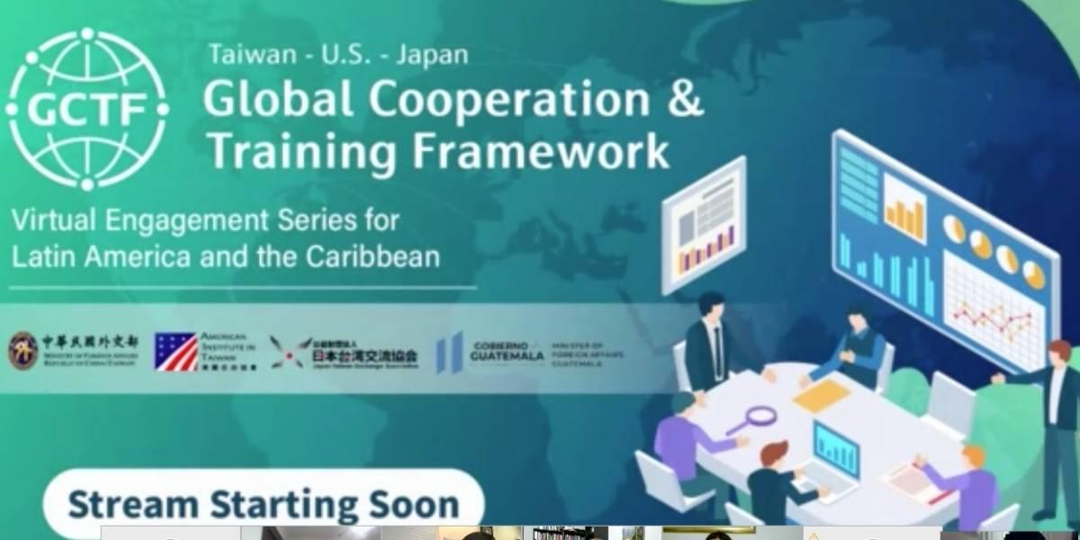 Primer seminario en línea del GCTF con Latinoamérica y el Caribe para enfrentar la COVID-19