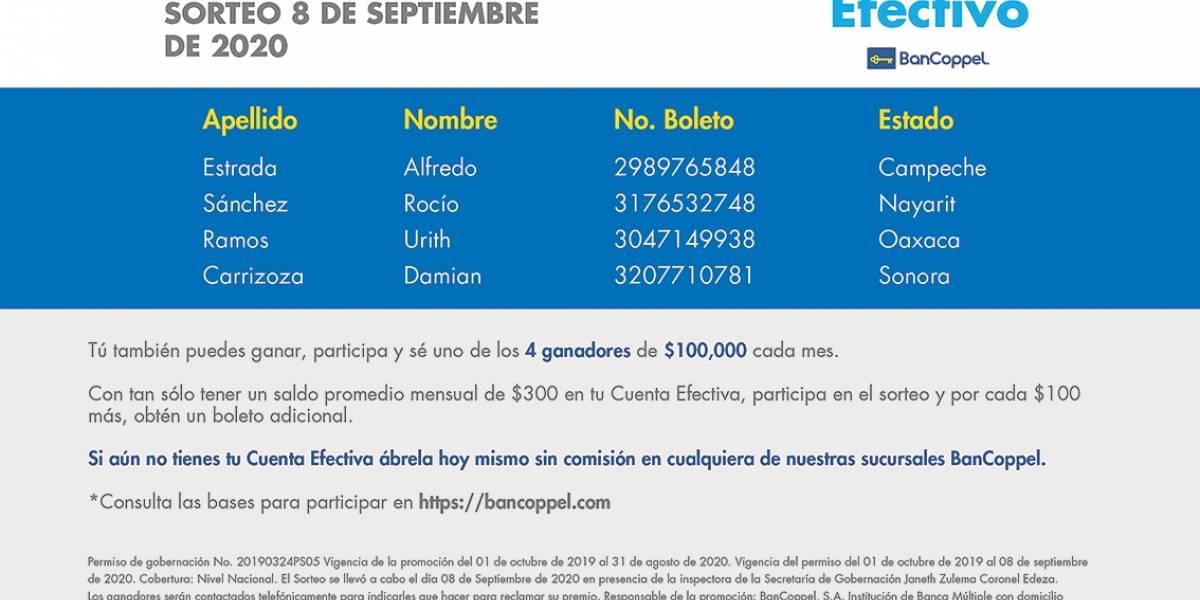 Anuncio Bancoppel edición CDMX del 11 de Septiembre del 2020, Página 07
