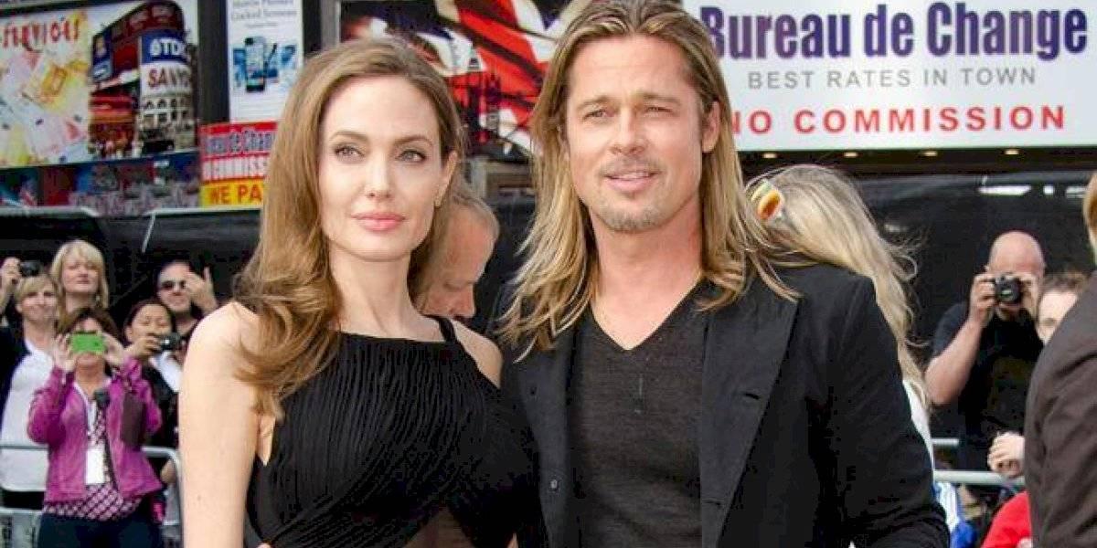 Angelina Jolie y Brad Pitt abandonan la terapia familiar