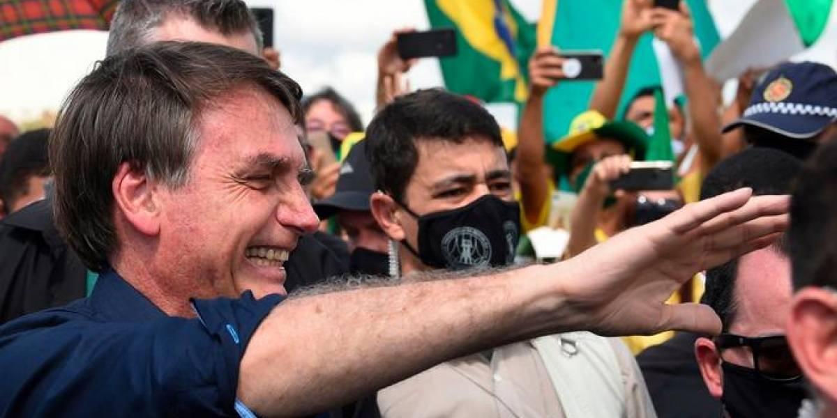"""La ONU puso en la mira a Brasil y Bolsonaro: """"Han usado la justificación económica para no imponer la contención"""""""