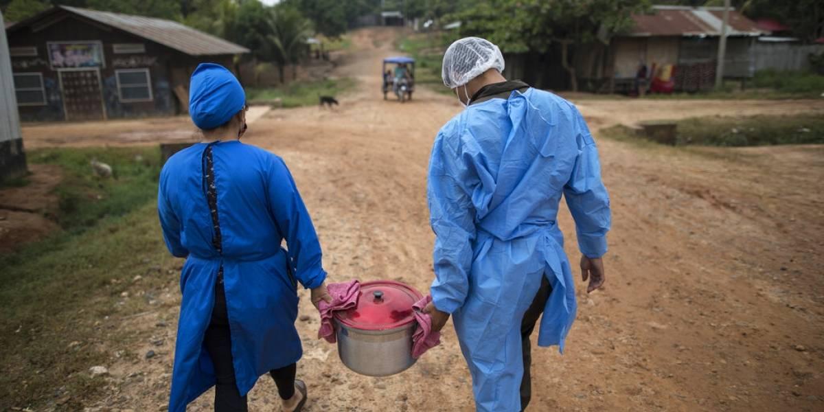 La medicina tradicional ya no es suficiente: indígenas peruanos vuelven a remedios ancestrales contra el coronavirus