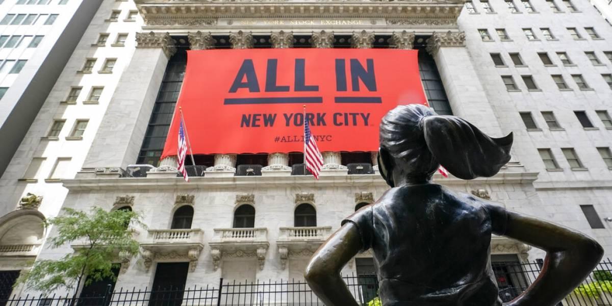 Wall Street cierra su peor semana en meses