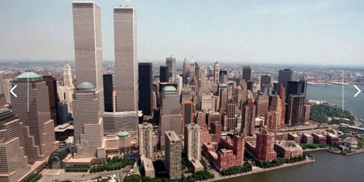 ¡Impresionante! Así era el piso 107 de las Torres Gemelas donde todos fallecieron