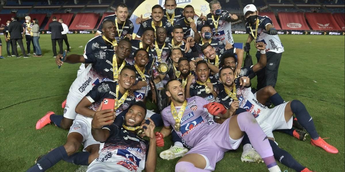 Máximos ganadores de la Superliga Dimayor en la historia ((Actualizada)) | Palmarés, títulos y campeones