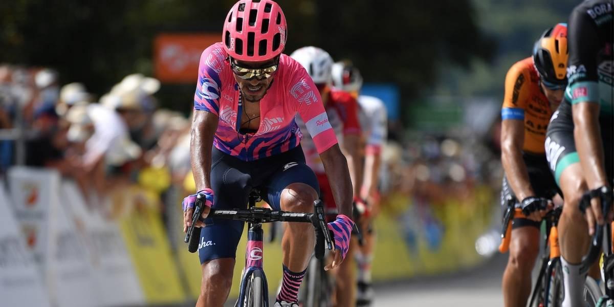 ¡Gigante, Dani! Martínez le regaló la primera victoria a Colombia en el Tour de Francia
