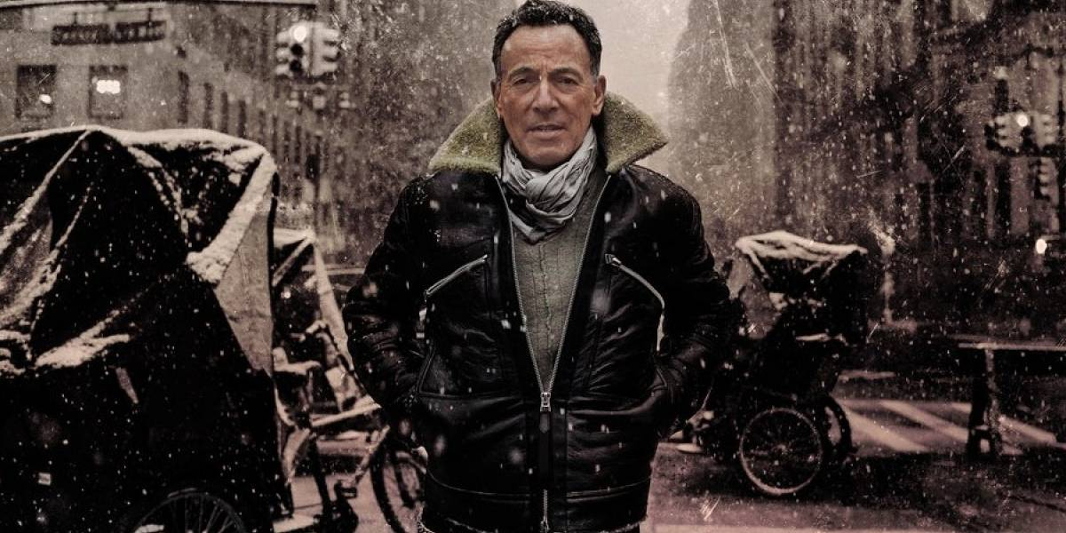 Bruce Springsteen anuncia su nuevo álbum, 'Letter To You'