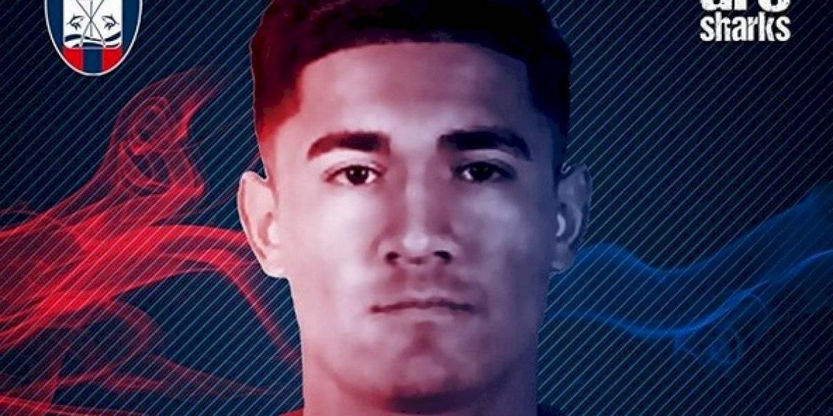 """Crotone presentó al """"joven astro"""" Luis Rojas: """"Uno de los jugadores jóvenes más prometedores del panorama internacional"""""""