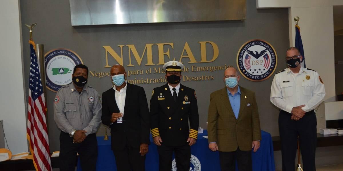 DSP recuerda víctimas del 9/11 y reconoce labor de rescatistas