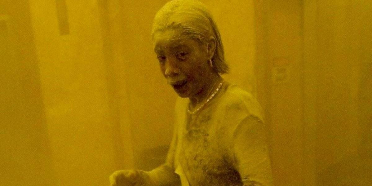 """Dust Lady, la mujer que """"perdió el control"""" tras ataques a las Torres Gemelas"""