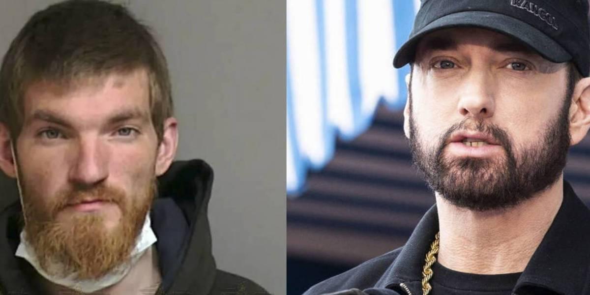 ¡Que peligro! Las palabras del hombre que irrumpió en la casa de Eminem