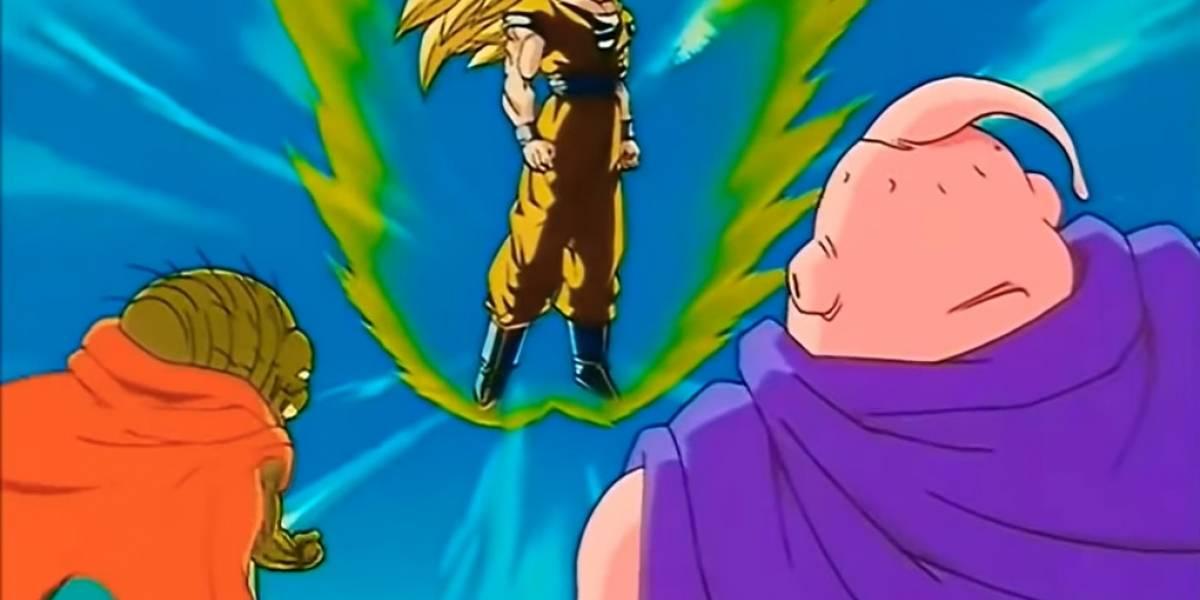 Dragon Ball: en realidad esta era la apariencia original del Super Saiyajin 3