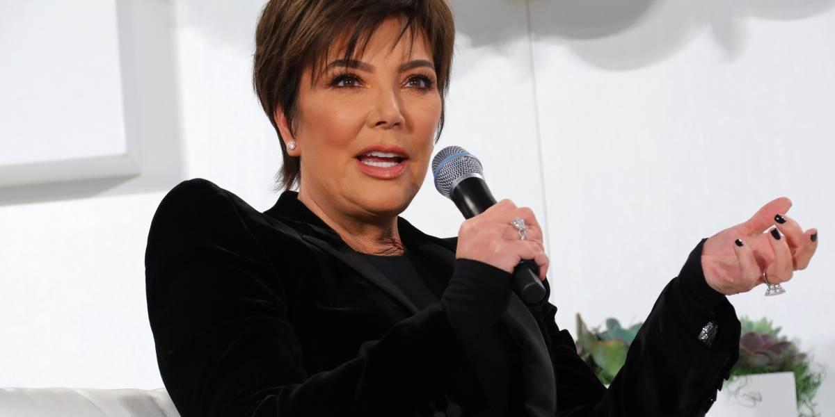 "¿Primera oferta de trabajo para Kris Jenner tras el final de ""Keeping Up With the Kardashians""?"
