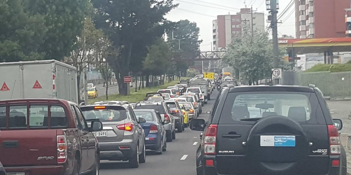 ¡No se confunda! Así queda la circulación vehicular en Quito en el primer fin de semana de octubre