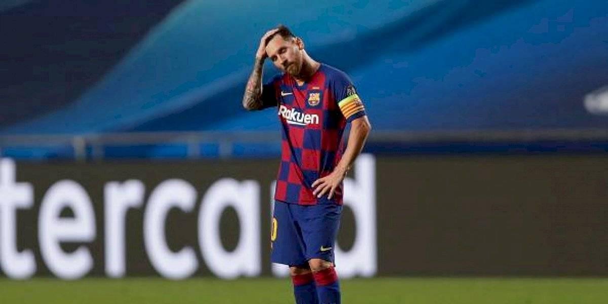 ¿Ronald Koeman, feliz con Messi? El DT del Barcelona rompió el silencio