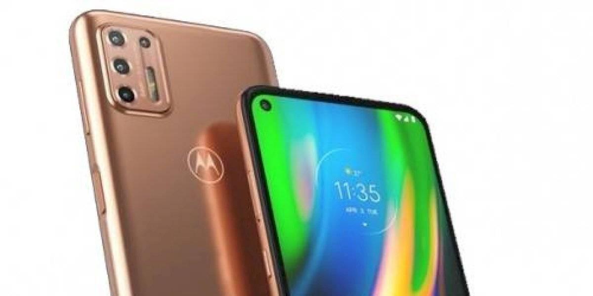 Motorola anuncia el Moto G9 Plus y tiene batería de 5000 mAh