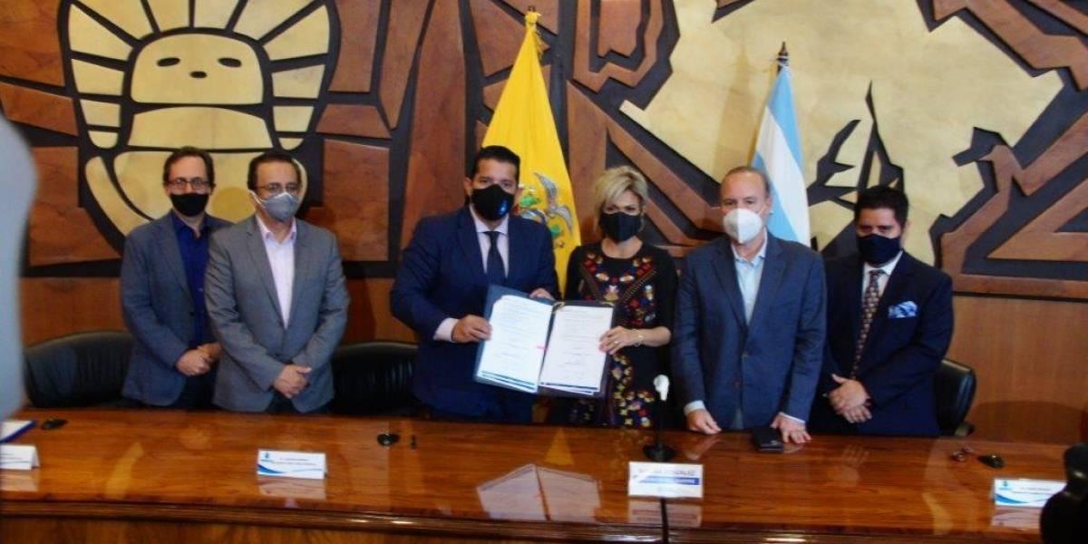 Fondo de Agua de Guayaquil y Prefectura del Guayas firman acuerdo de cooperación