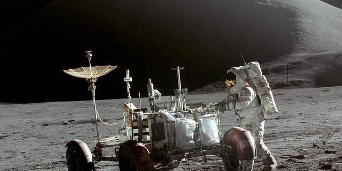 La agencia espacial de Japón tiene un ambicioso proyecto en el que pretenden convertir el hielo lunar en combustible