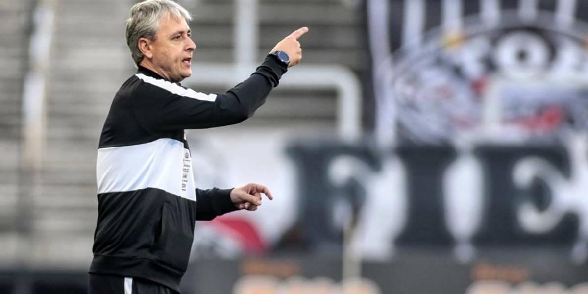 Tiago Nunes é demitido e não comanda mais o Corinthians