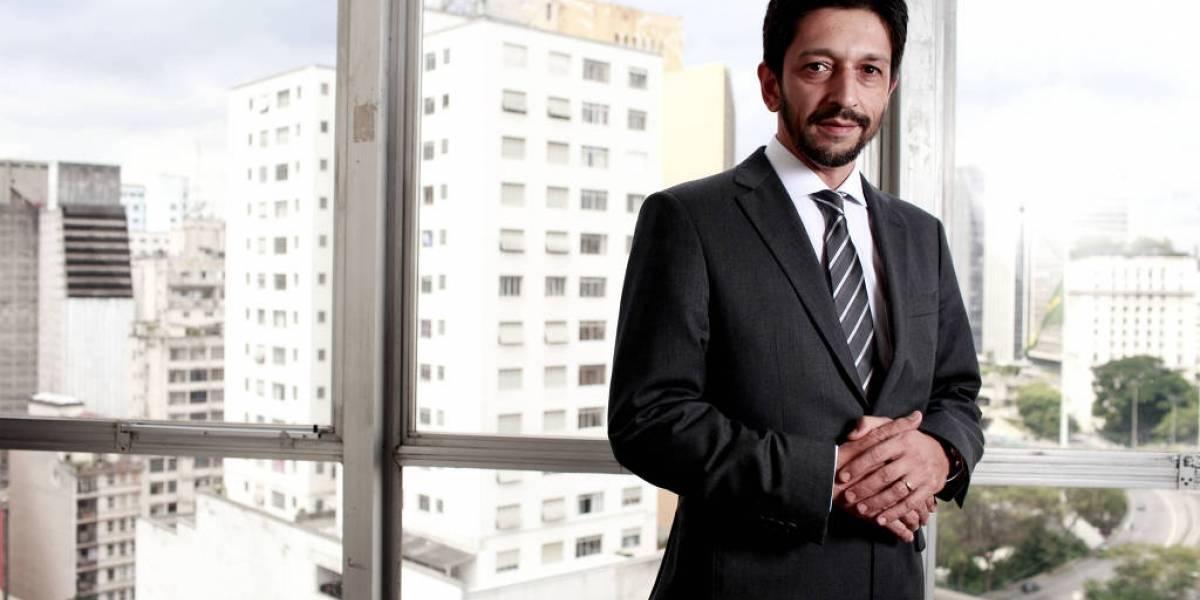 Vereador Ricardo Nunes, do MDB, será o candidato a vice de Bruno Covas