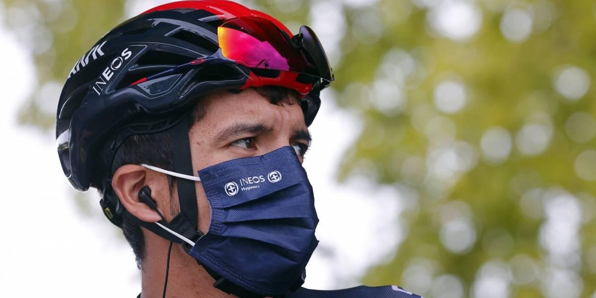 ¡Vamos! Richard Carapaz sube en la clasificación general del Tour de Francia