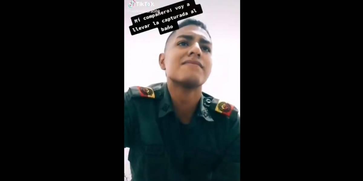 Indignación por video de joven policía que se burla sobre abuso sexual en CAIs