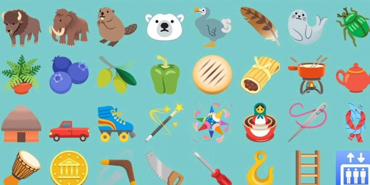 Android 11: estos son los nuevos emojis que llegaran muy pronto