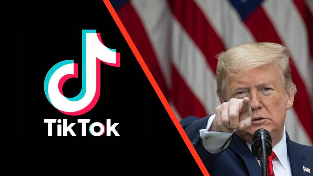 TikTok Donald Trump