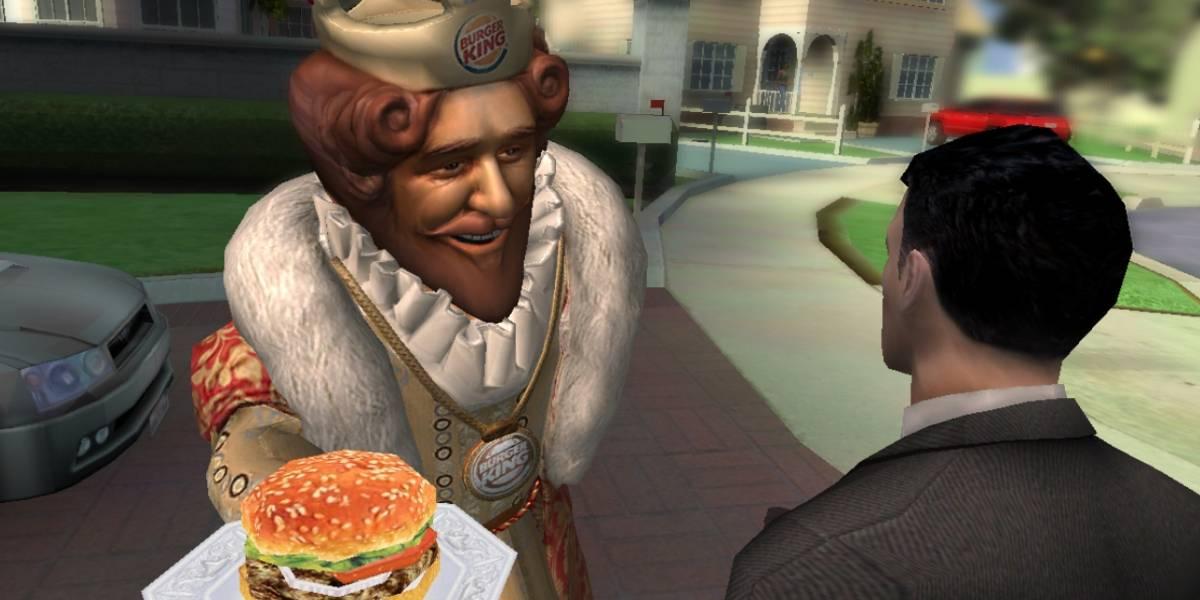 Burger King está preparando una hamburguesa de chocolate